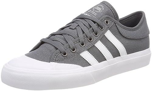 Adidas Matchcourt J, Zapatillas de Deporte Unisex Niño, Gris (Gricua/Ftwbla/Gum4 000), 29 EU