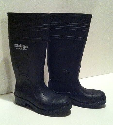 a5788d002dd Lacrosse All-Purpose Rubber Boots (Women Size 12/Men Size 10 ...