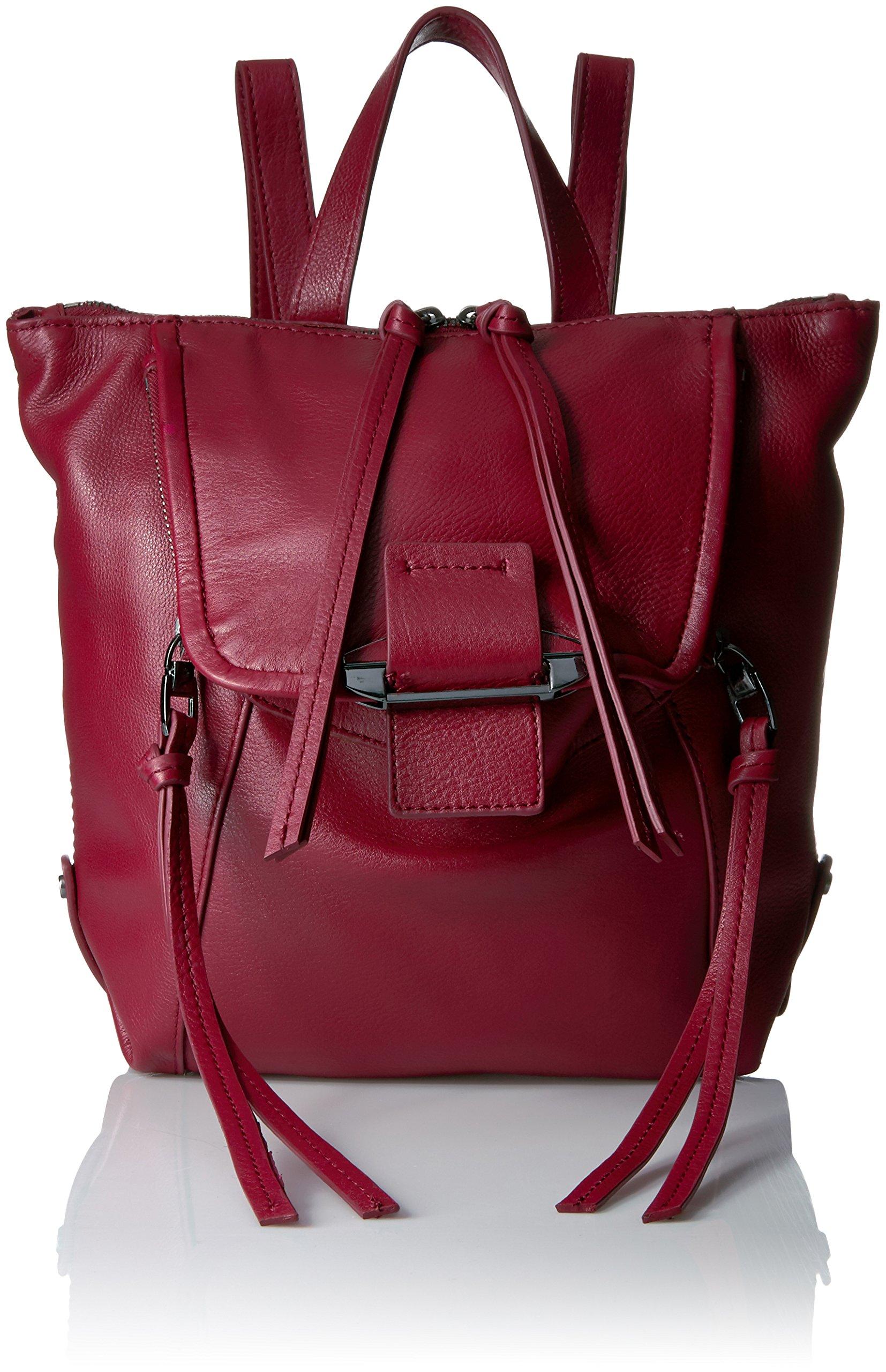 Kooba Handbags Bobbi Mini Backpack, Raspberry