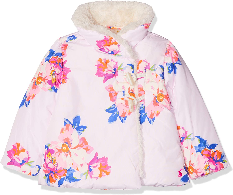 Joules Baby Girls Fleecy Coat