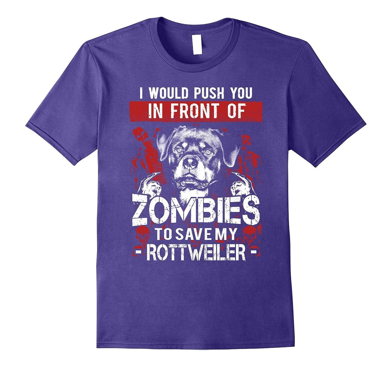 Zombies Rottweiler shirt-ah my shirt one gift