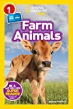 National Geographic Readers: Farm Animals (Level 1 Co-reader)