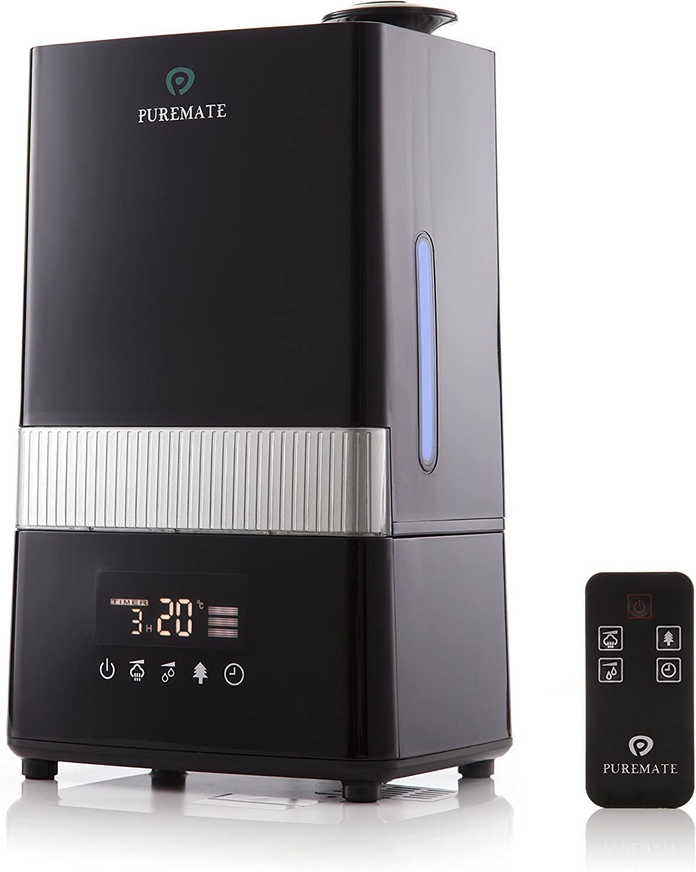 PureMate® PM 908 Humidificador Digital Ultrasónico de Vapor Frío e ...