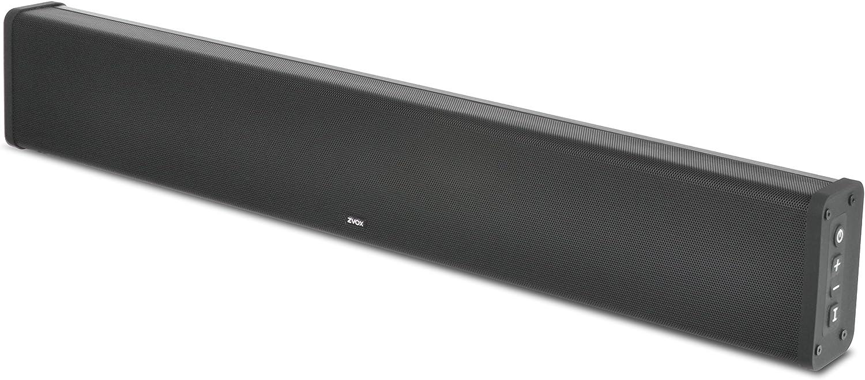 ZVOX SB380 Aluminum Sound Bar TV Speaker With AccuVoice Dialogue Boost