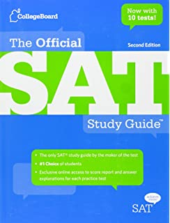The official sat study guide with dvd the college board the official sat study guide second edition fandeluxe Choice Image