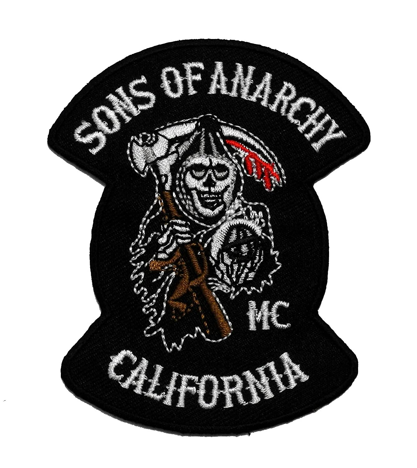Sons of Anarchy SoA California mc Outlaw Gangster motorista ...
