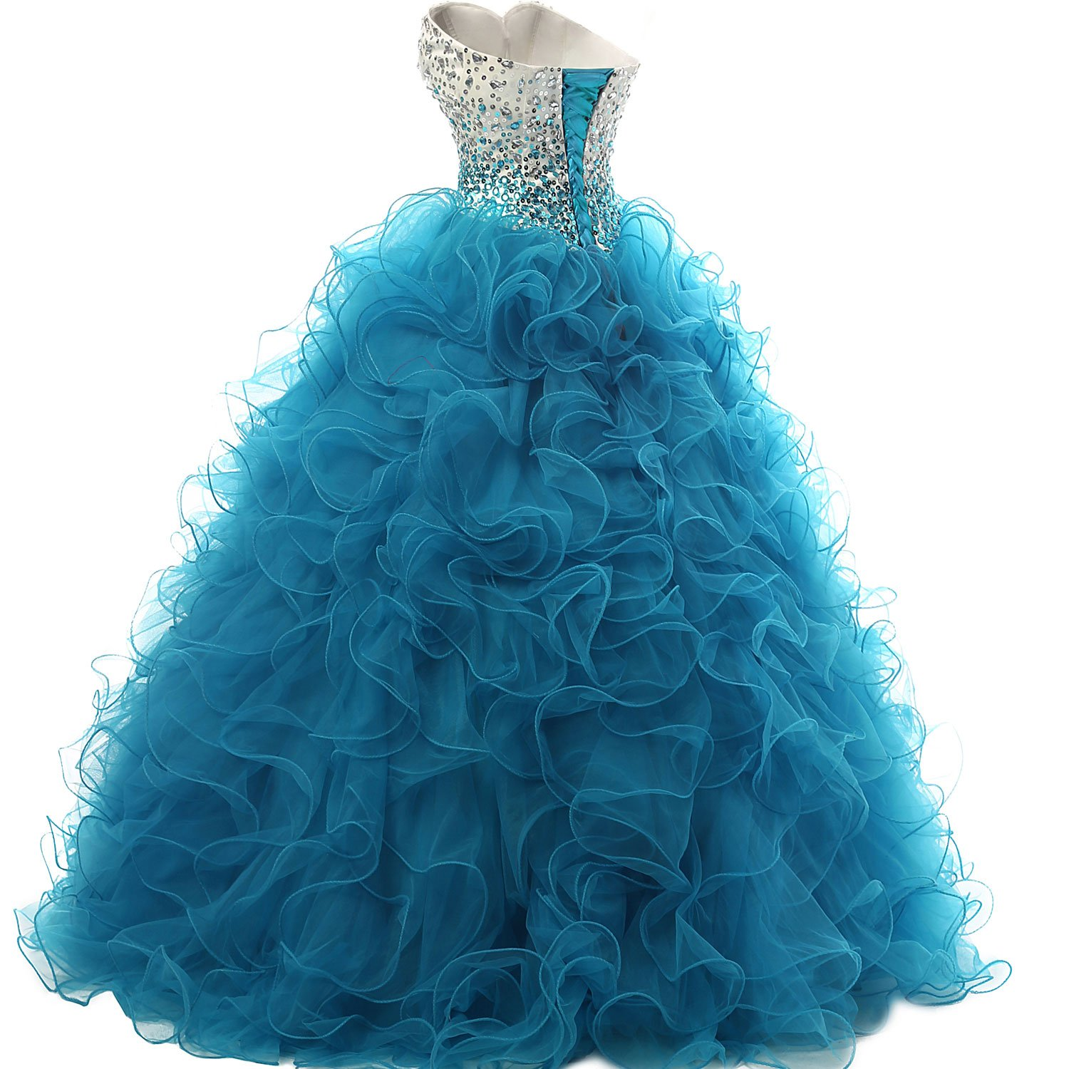 Dressytailor Ballgown Sweetheart Quinceanera Dress Prom Dress with Beading by Artie dress (Image #3)