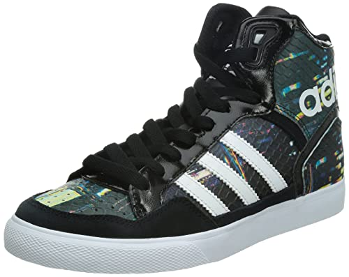 best service a4156 83993 adidas Extaball, Scarpe da Basket Donna, Nero(Schwarz Core BlackFtwr  White), 37 EU Amazon.it Scarpe e borse