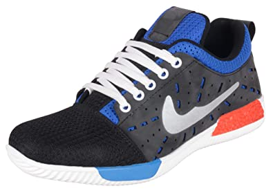 4d89cec7d0 aadi Black & Blue Sports Shoes: Buy Online at Low Prices in India ...