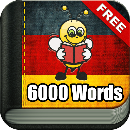 Learn German 6000 Words (Best Android App To Learn German)
