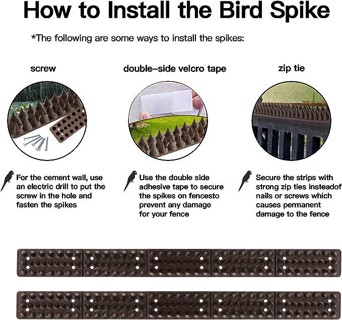 Amazon.com: Juguhoovi - Espinilleras para pájaros ...