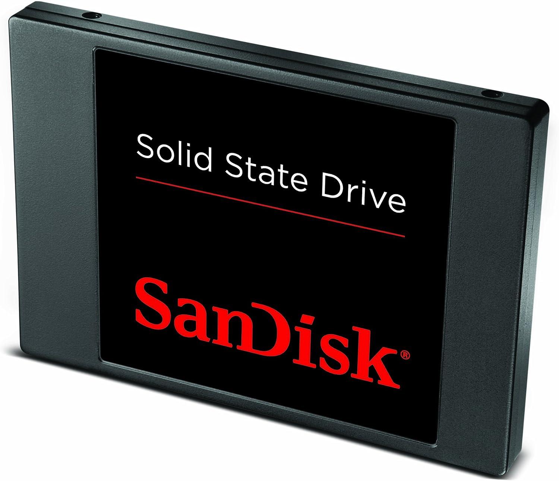 Sandisk SDSSDP-128G-G25 - Disco Duro sólido Interno SSD de 128 GB ...