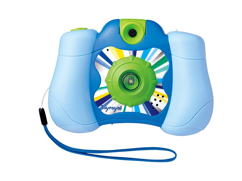 KIDS Digitalkamera 2 Blau No.8874 (Japan-Import)