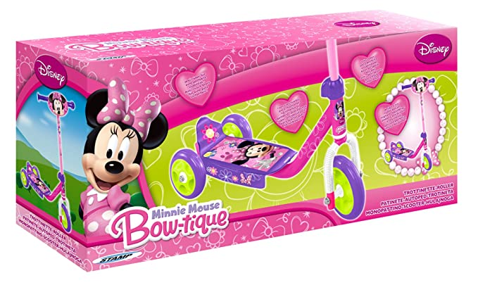 Mickey Mouse - Patinete Minnie