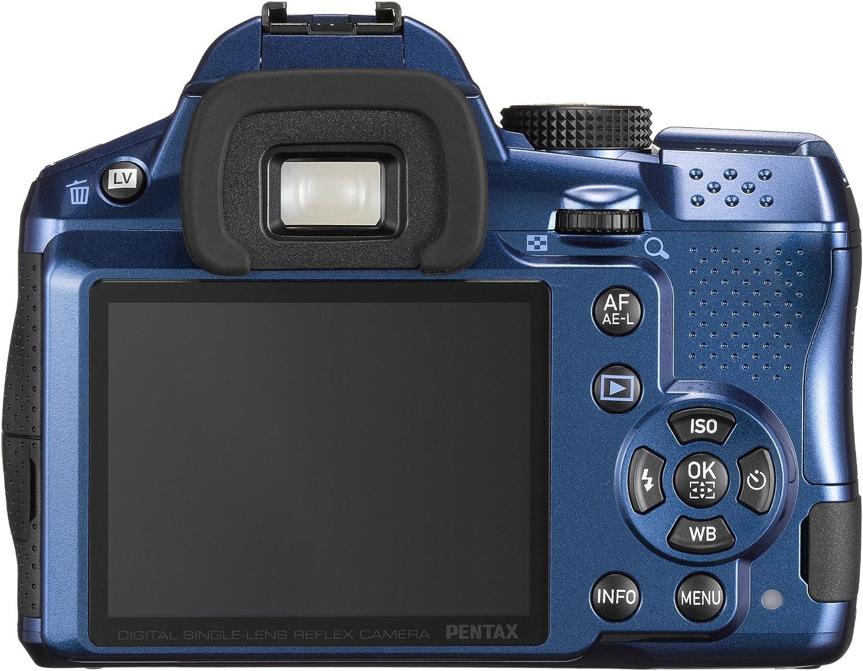 Pentax K 30 Gehäuse Slr Digitalkamera 3 Zoll Blau Kamera