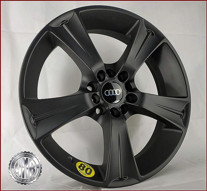 SP155112 1 Llanta de aleación de 17 de aleación para rueda de repuesto Audi Q5: Amazon.es: Coche y moto