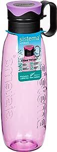 Sistema Traverse Bottle 650 ml, Assorted