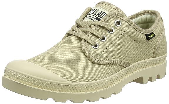 Palladium Unisex-Erwachsene Pampa Oxford Originale Sneaker, braun, 44 EU