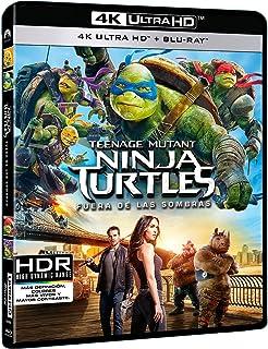 Ninja Turtles BD 3D + BD + BD Extras + DVD Blu-ray: Amazon ...