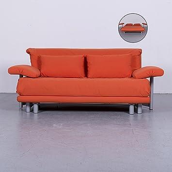Amazonde Ligne Roset Multy Designer Stoff Sofa Orange Couch