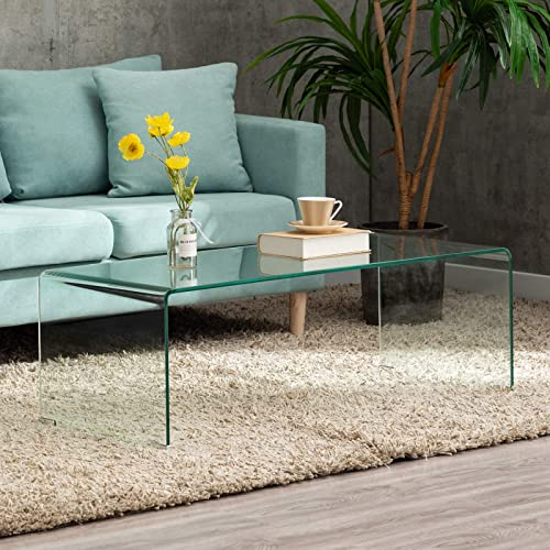 Cosvalve Whole Tempered Glass Coffee Table