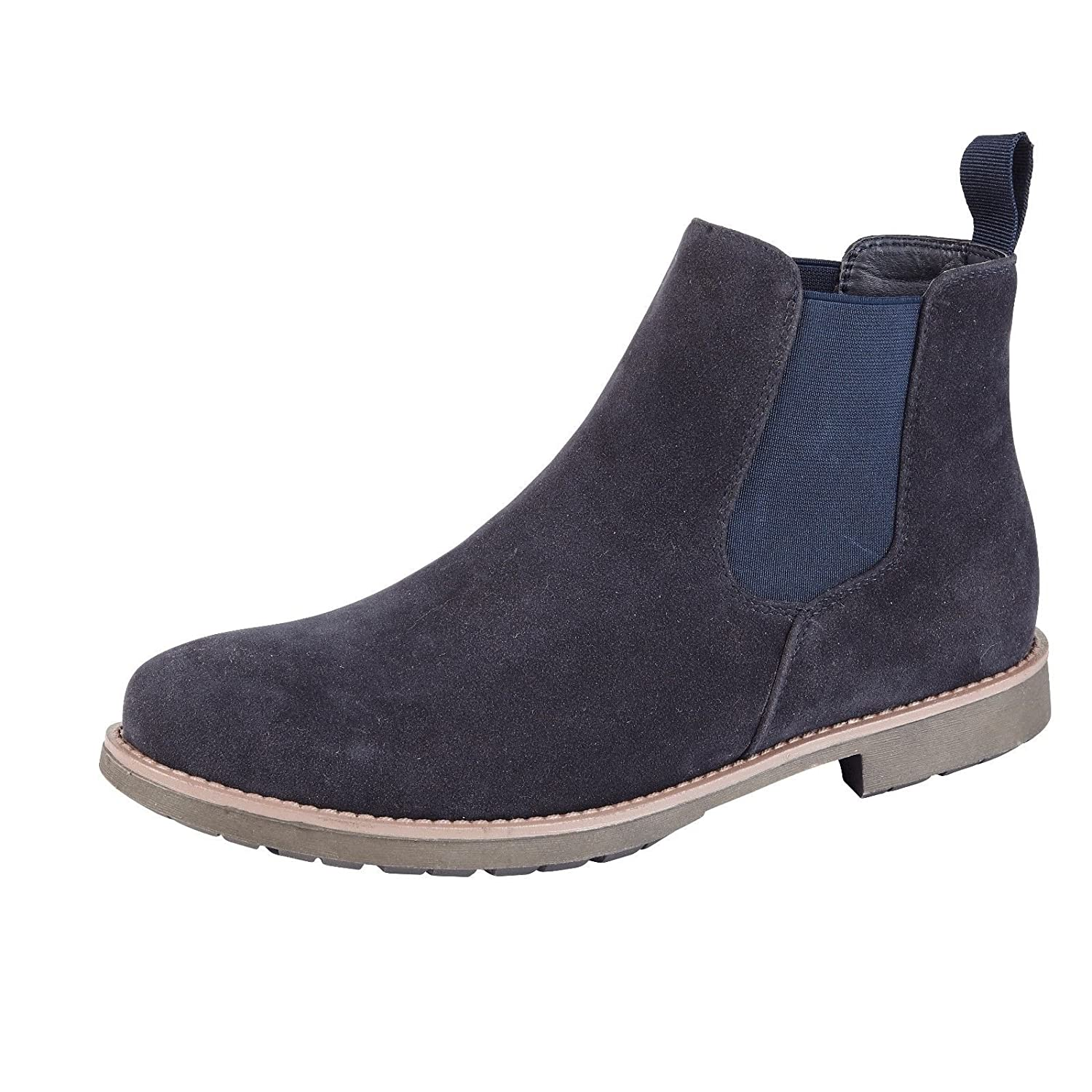 401d80beef3e5 Mens Chelsea Boots Dealer Ankle Smart Casual Slip ON Shoes Size UK 7 8 9 10  11 1