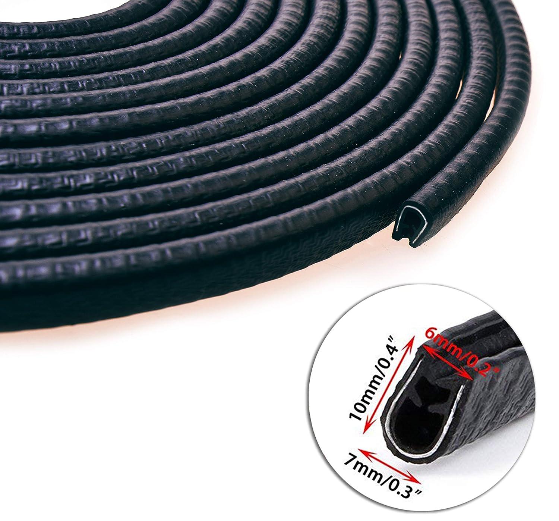 colore: nero Auto universale antiscivolo ad alta elasticit/à fatto a mano antiscivolo pesce netto cuciture coprivolante copertura decorazione veicoli
