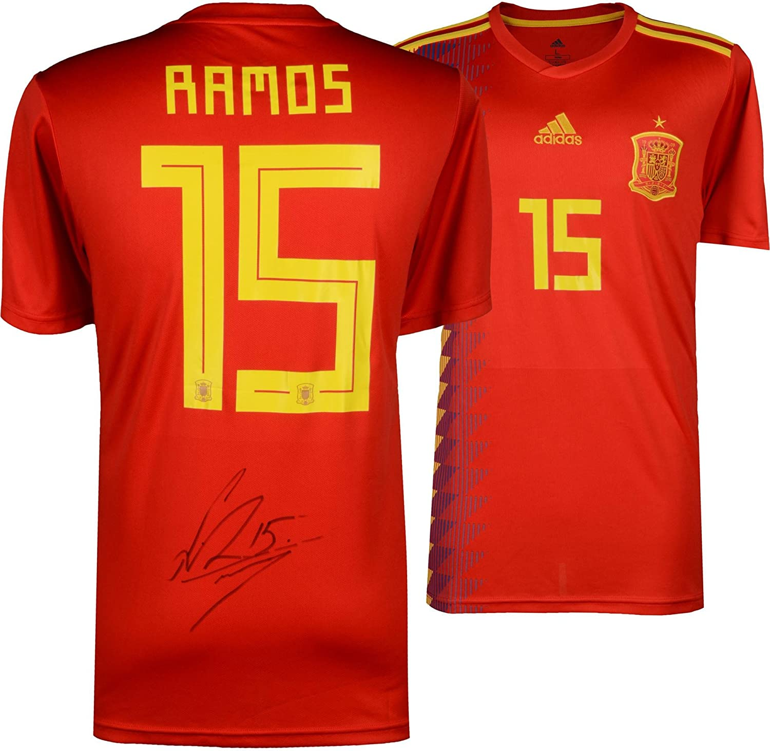 huge selection of 46143 e43d6 ramos-spain-jersey