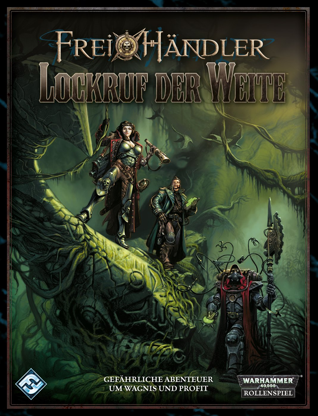 Lockruf der Weite: Ein Abenteuerband für Freihändler Gebundenes Buch – 1. Oktober 2010 Sam Steward Feder & Schwert 386762089X LA9783867620895
