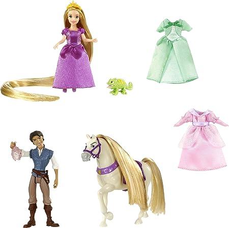 Disney Tangled Rapunzel Deluxe Story Bag