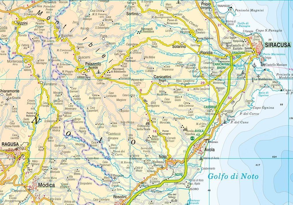 Cartina Autostradale Sicilia.Sicilia Carta Regionale Murale 97x70 Cm Belletti Amazon It Cancelleria E Prodotti Per Ufficio