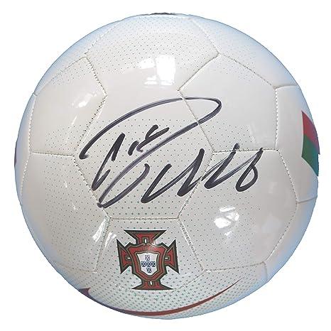 ea8a520a697 Cristiano Ronaldo Signed Autographed Nike Portugal Soccer Ball COA ...