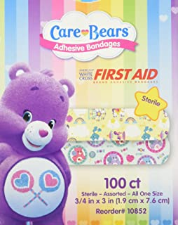 e351b62ff6686 Amazon.com  My Little Pony Bandages - First Aid Supplies - 100 per ...
