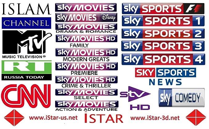 English Music Channels On Nilesat 2017