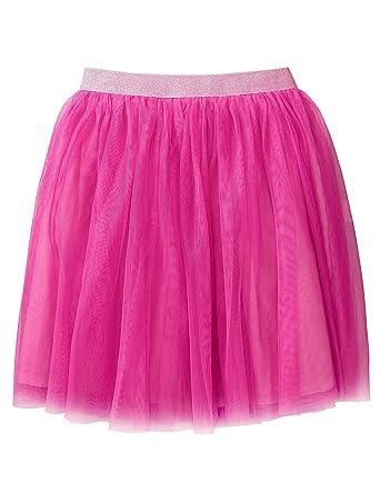 00c42056ef Gymboree Girls' Little' Tutu Skirt, Fuchsia, ...