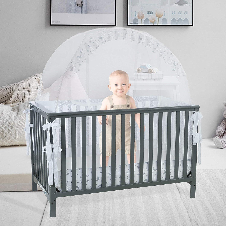 - Amazon.com : Pro Baby Safety Pop Up Crib Tent: Premium Baby Bed