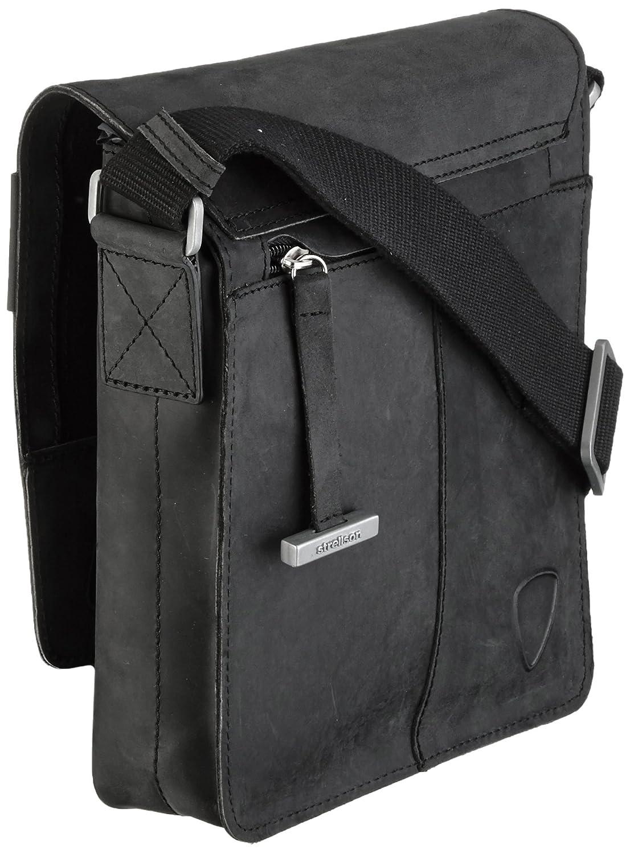 Strellson Richmond Messenger SV 4010001165 Mens Messenger Bag 20 x 23 x 6 cm