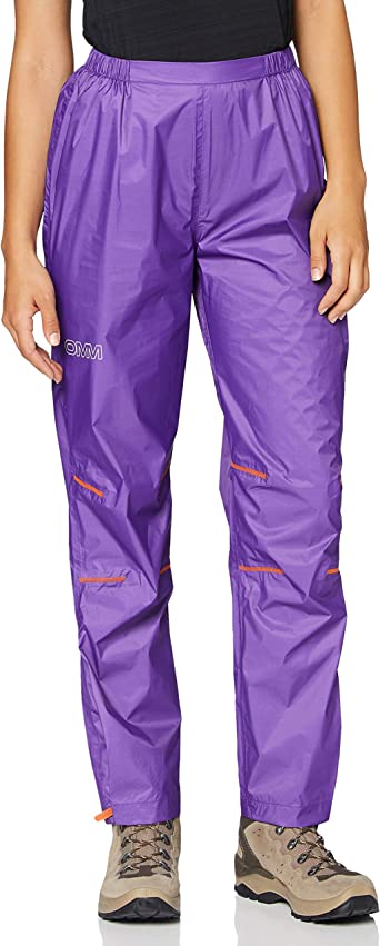 Amazon Com Omm Halo Pantalones De Running Impermeables Para Mujer Ss21 Clothing