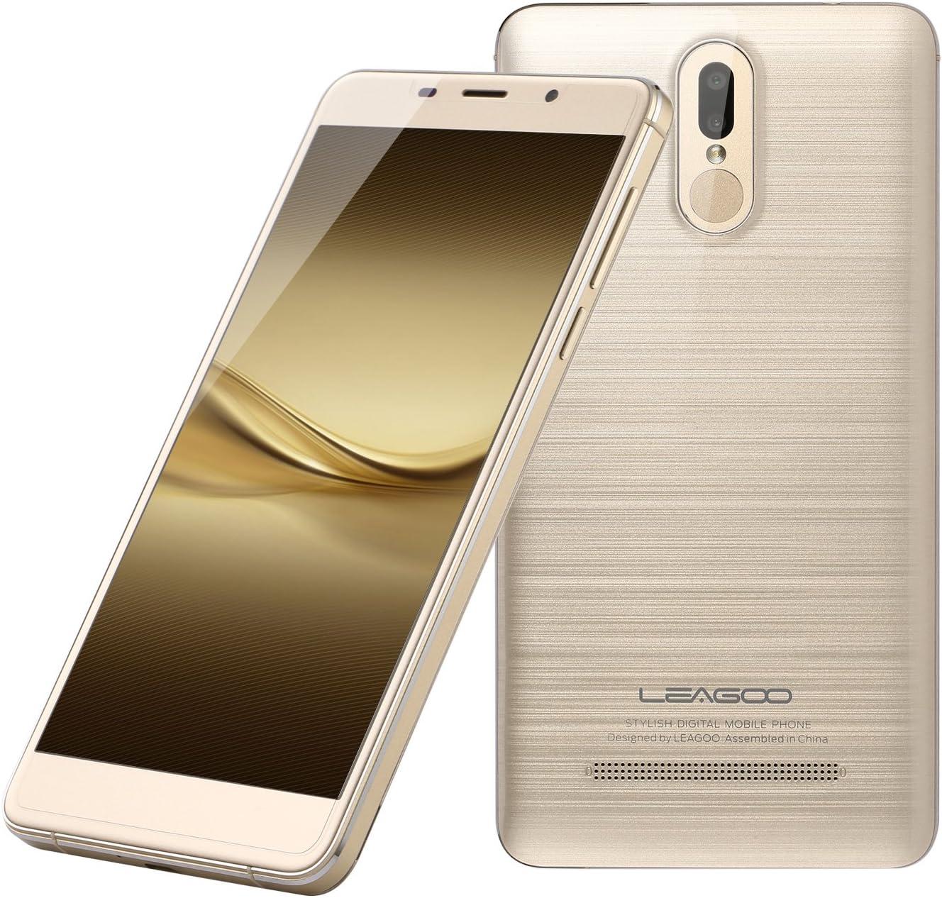 LEAGOO M8 Pro - Smartphone Libre 4G de 5.7HD: Amazon.es: Electrónica