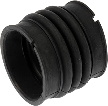 """BLACK 3/""""-3/"""" AIR INTAKE//PIPING RUBBER COUPLER FOR LEXUS//TOYOTA"""