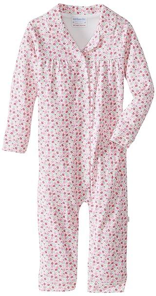 e50386b3419b5 JoJo Maman Bebe Baby Girls  Pretty Jersey Bodysuit