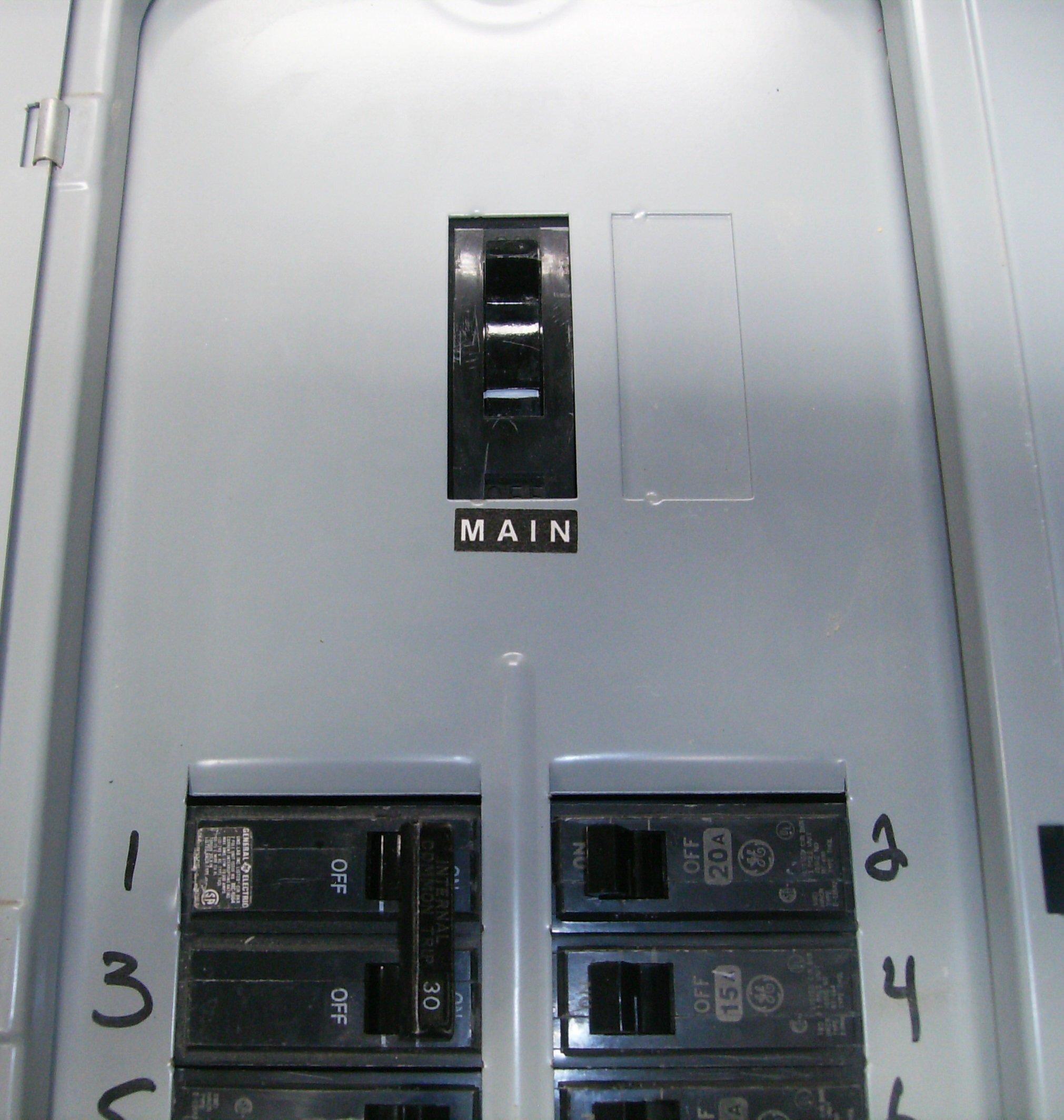GE-200VL GE General Electric Generator Interlock Kit for Vertical Main 150 or 200 amp breaker by Geninterlock.com (Image #2)