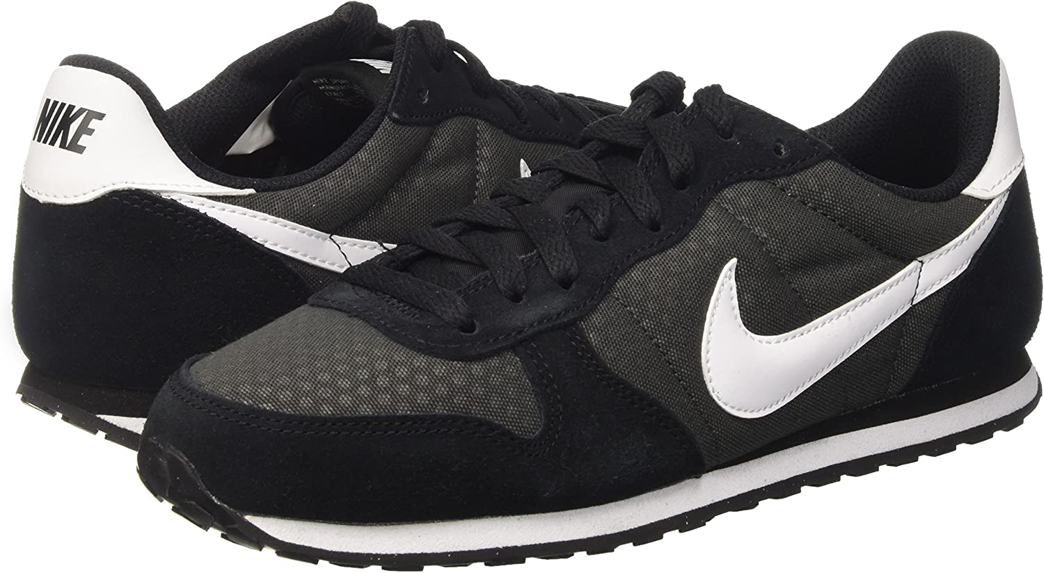 Circular acampar Soledad  Nike Genicco, Women's Running Shoes, Black (Black/White-Anthracite 012), 7  UK (41 EU): Amazon.co.uk: Shoes & Bags