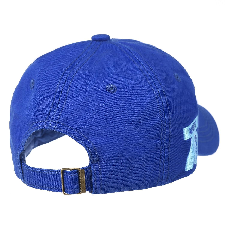 780c45fd44ba9 WITHMOONS Gorras de béisbol Gorra de Trucker Sombrero de Baseball Cap  Cotton Embroidery Always New York City LX1286 (Blue)  Amazon.es  Ropa y  accesorios