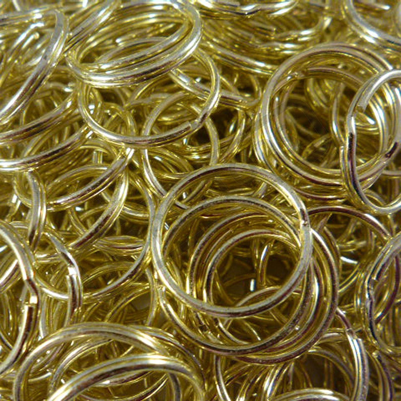 Anillas para Llavero 30 mm Abbeytops Antique Copper 10 mm, 15 mm, 20 mm, 25 mm, 30 mm, Piel