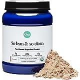 Ora Organic Vegan Protein Powder - 22g Plant Based Protein Powder for Women and Men | Keto Friendly, Gluten Free, Paleo, Dair