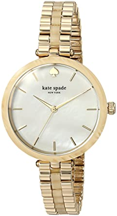 kate spade new york Womens Holland Quartz Stainless Steel Casual Watch, Color: