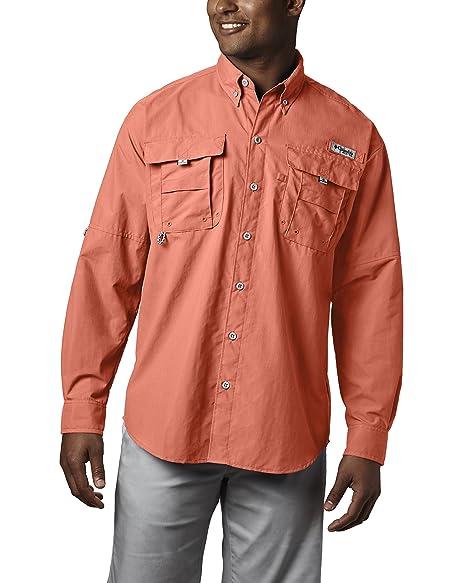 96fec6ccdd7 Amazon.com   Columbia Men s Bahama II Long Sleeve Shirt