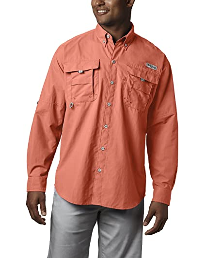 82174591a Amazon.com : Columbia Men's PFG Bahama II Long Sleeve Breathable ...