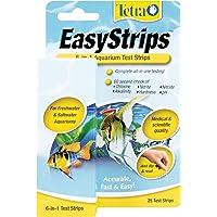 Tetra EasyStrips 6-in-1 Aquarium Test Strips for Fresh/Salt Water